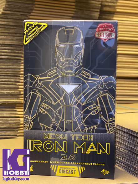 Hot Toys MMS523D29 Iron Man 2Image 1