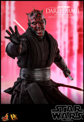 Hot Toys DX17 Darth Maul with Sith Speeder Star Wars Episode I The Phantom Menace – 1/6th scale  Collectible Figure