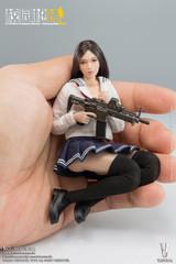 VERYCOOL VCF-3001 1/12 Scale Campus Gun Girl (C.G.G.) Figure