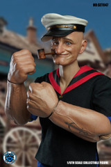 SUPER DUCK SET047 1/6 Scale Sailor Action Figure