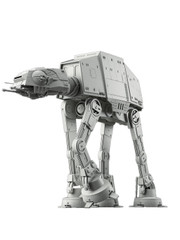 Star Wars 1/144 AT-AT Plastic Model by Bandai