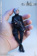 "VERYCOOL VCF-3002 1/12 Scale Female Assassin ""Catch Me"""