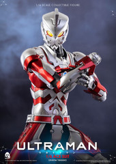 Threezero 1/6 ULTRAMAN ACE SUIT (Anime Version) 3Z0131 collectible figure