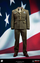 POPTOYS 1/6 X19 Golden Age US Army Uniform Suits Costume