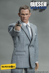 Blackbox Toys Agent James BB9002 1/6 Scale GUESS ME SERIES Figure