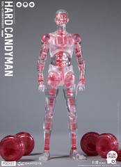 DAMTOYS DPS04 HARD CANDYMAN 1/12TH SCALE ACTION FIGURE