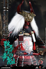 COOMODEL SE060 1/6 SERIES OF EMPIRES (DIECAST ALLOY) - RED GHOST OF MOUNT KURAMA (DEMON VERSION)