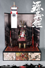 COOMODEL SE062 1/6 SERIES OF EMPIRES (DIECAST ALLOY) - MINAMOTO NO YOSHITSUNE  (EXCLUSIVE VERSION)