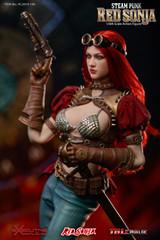 TBLeague 1/6 Steam Punk Red Sonja PL2019-140B Figure Deluxe Ver