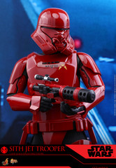 Hot Toys MMS562 Sith Jet Trooper Star Wars The Rise of Skywalker 1/6th scale Collectible Figure