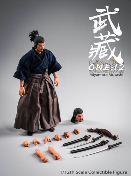 TWTOYS TW1920 Miyamoto Musashi 1/12 scale figure