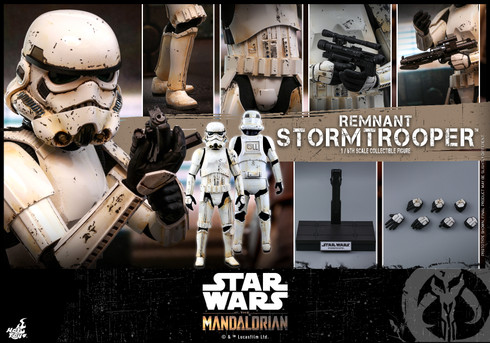 Hot Toys TMS011 Remnant Stormtrooper  pre order