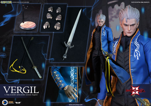 Asmus Toys DMCIII Vergil The Devil May