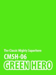 ACE TOYZ Green Hero 1/6 classic mighty superhero figure
