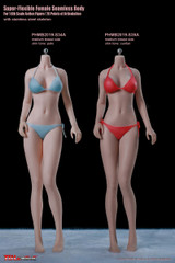 TBLeague S34A 1/6 Teenage Female Pale Seamless Body