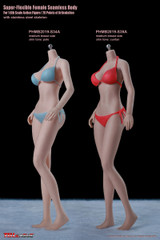 TBLeague S35A 1/6 Teenage Female Suntan Seamless Body