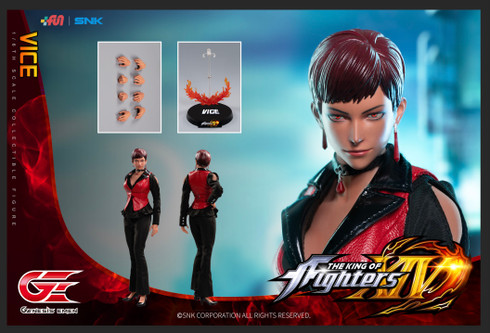 Genesis Vise The King of Fighters(XIV) 1/6th scale action figure
