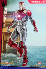 Hot Toys MMS427D19 Iron Man Mark XLVII
