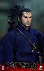Bullet Head The Ronin BH007 1/12 Scale Figure