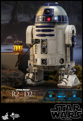 Hot Toys MMS511 R2-D2 Deluxe VersionStar Wars 1/6 scale Collectible Figure