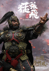 INFLAMES Zhang Yide 張飛  IFT-038 (Upgraded Version) The 1/6th scale Sets Of Soul Of Tiger Generals Figure