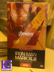 Hot Toys MMS278D09 Iron Man Mark XLIII Avengers Age of Ultron 1/6th scale Collectible Figure