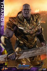 Hot Toys MMS564 Thanos (Battle Damaged Version) Avengers Endgame 1/6th scale Collectible Figure