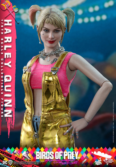 Hot Toys MMS565 Harley Quinn Birds of Prey  1