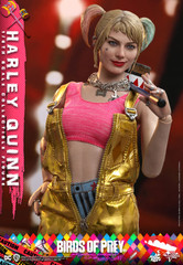 Hot Toys MMS565 Harley Quinn Birds of Prey 1/6th scale Collectible Figure