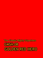 ACE TOYZ GOLDEN RED Hero 1/6 classic mighty superhero figure