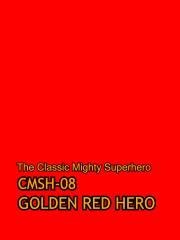 ACE TOYZ GOLDEN RED Hero 1/6 classic mighty superhero figure