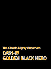 ACE TOYZ GOLDEN BLACK Hero 1/6 classic mighty superhero figure