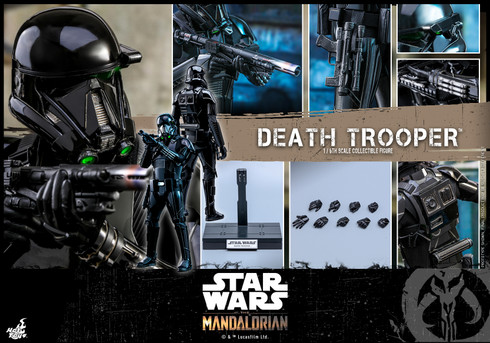 Hot Toys TMS013 Death Trooper