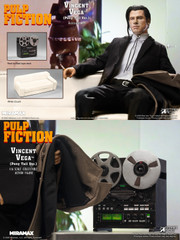Star Ace Toys SA0086C Pulp Fiction VINCENT VEGA 2.0 1/6 Accessories pack