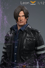 PWTOYS 1/12 Scale Leon PW2013 Figure