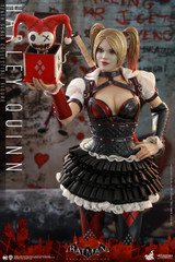 Hot Toys VGM41 Harley Quinn Batman Arkham Knight 1/6th scale Collectible Figure