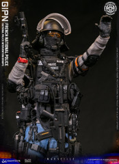 DAMTOYS 78076 GIPN FRENCH NATIONAL POLICE 1/6 FIGURE