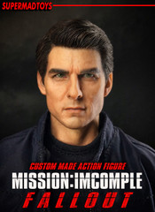 Supermad Toys Mission Imcomple Fallout Ethan 1:6 Figure