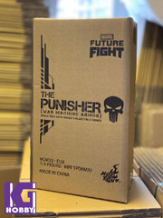 Hot Toys VGM33D28 The Punisher War Machine