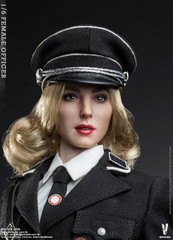 VERYCOOL VCF-2036 1/6 Scale Female Officer Action Figure