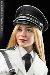 VERYCOOL VCF-2051 1/6 Scale Female Officer 2.0 Action Figure