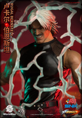 World Box KF101 RUGAL The King Of Fighters 1/6th scale Collectible Figure Deluxe Version