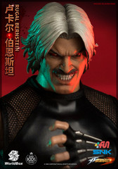 World Box KF102 RUGAL The King Of Fighters 1/6th scale Collectible Figure