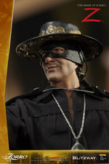 Blitzway The Mask of Zorro 1988 BW-UMS 11101 1/6 Scale Action Figure