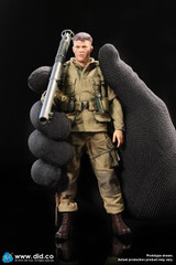 DID XA80001 1/12 PALM HERO WWII US 101st airborne Division Ryan Figure