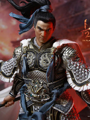INFLAMES IFT-050 Zhao Zilong 趙子龍 1/12 Figure Sets Of Soul Of Tiger Generals
