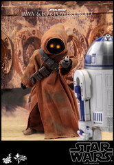 Hot Toys MMS554 Jawa & EG-6 Power Droid Star Wars Episode IV A New Hope 1/6th scale Collectible Set