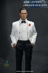 CUKE TOYS MA-007 1/6 Scale The Secret Service  Suit Set
