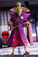 Star Ace Toys 1/6 BATMAN Ninja Lord Joker Standard Version SA0078