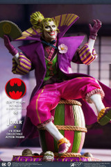 Star Ace Toys 1/6 Lord Joker BATMAN Ninja Deluxe Version SA0077